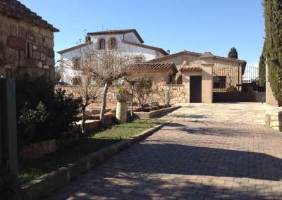 Masía en Sant Cugat
