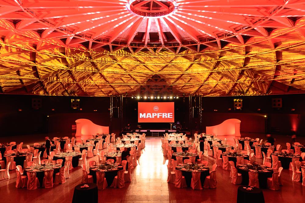 Cena de entrega de premios Mapfre
