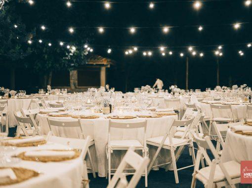 Wedding at Masia Xaloc