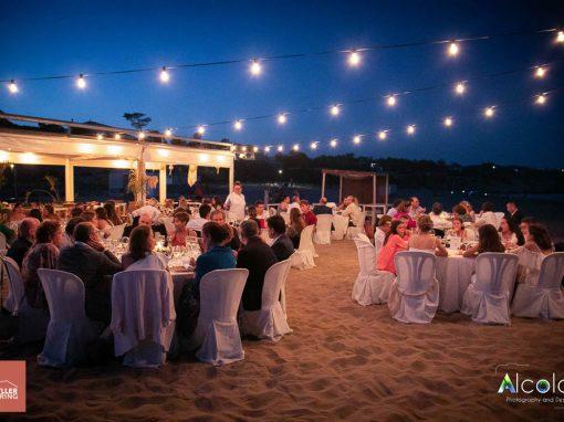 Wedding at Nomada Beach Club
