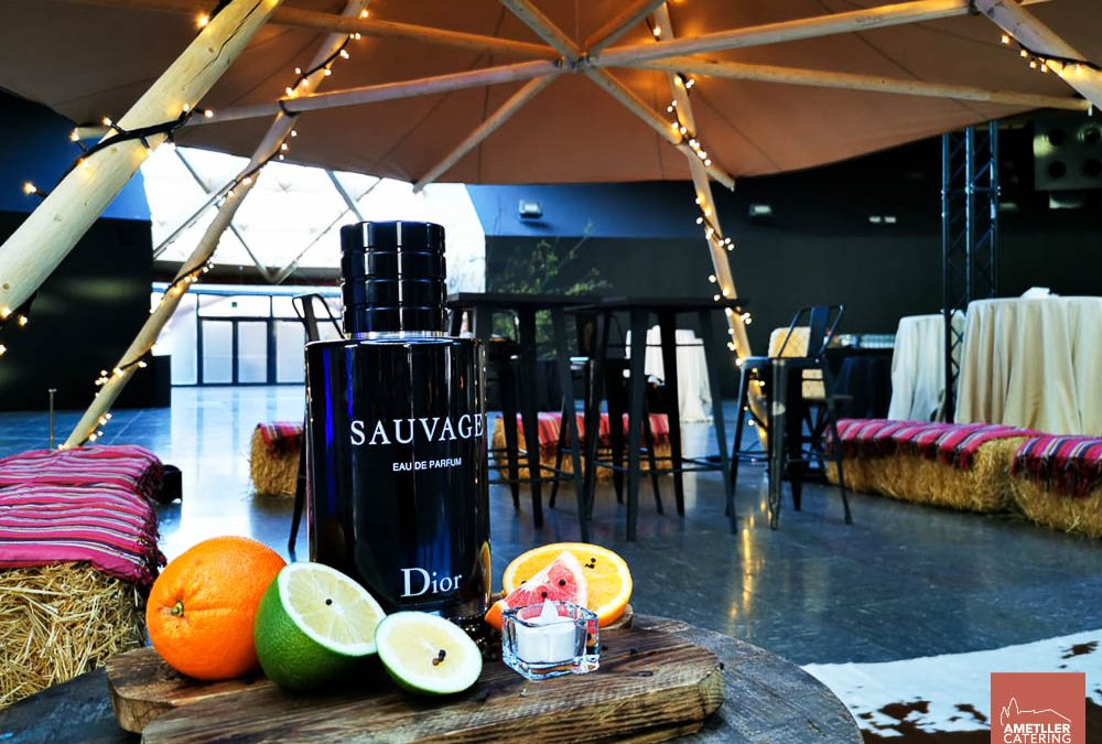 Evento Dior Sauvage